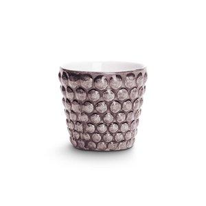 Mateus Bubble espresso cup 10cl plum