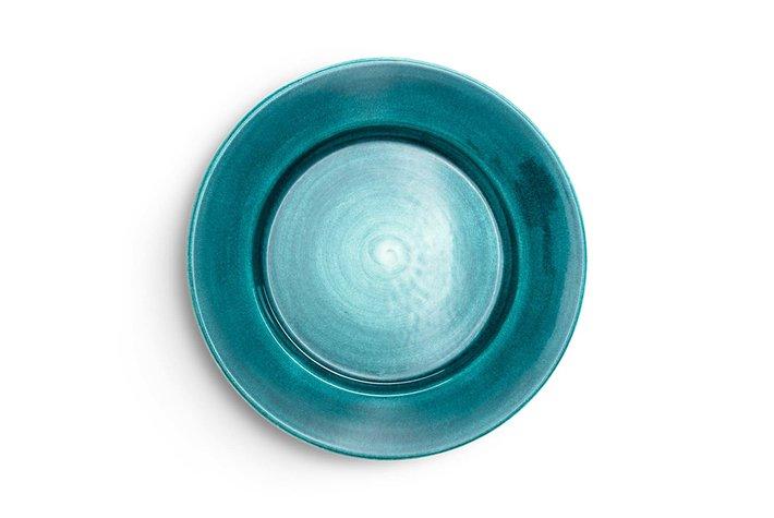 Mateus Servies Mateus round plate 28cm ocean