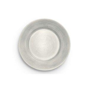 Mateus round plate 31cm grey