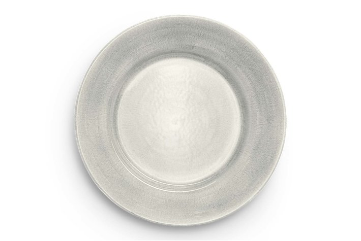 Mateus Servies Mateus round plate 31cm grey
