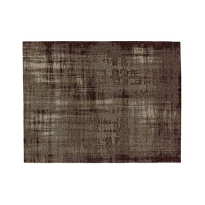 Brinker Carpets Grunge Wine Red