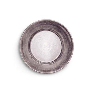 Mateus round plate 31cm plum
