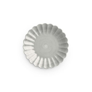 Mateus Oyster plate 20cm grey