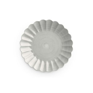 Mateus Oyster plate 28cm grey