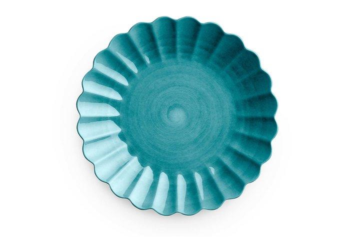 Mateus Servies Mateus Oyster plate 28cm ocean