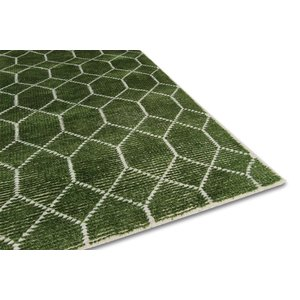 Brinker Carpets Laatz Army Green