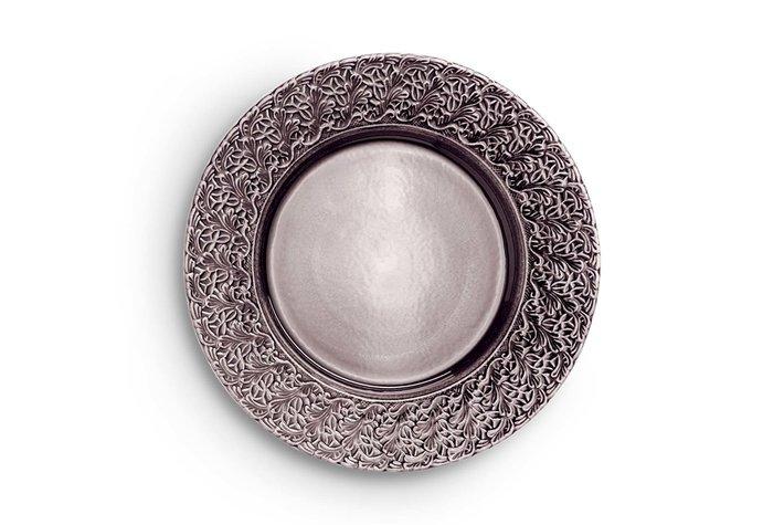 Mateus Servies Mateus Lace plate 32cm plum