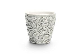 Mateus Servies Mateus Lace espresso cup 7cm grey
