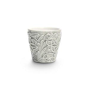 Mateus Lace espresso cup 7cm grey
