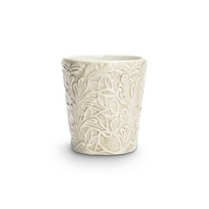 Mateus Lace mug 10cm sand