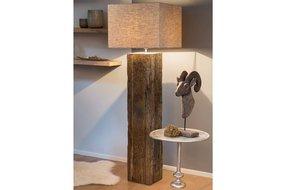 Light en Living Light & Living Vloerlamp 25x25x120 cm RODEO hout