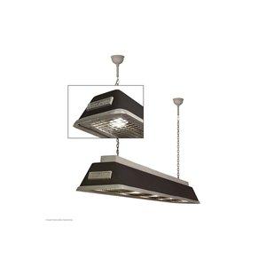 Frezoli hanglamp Bizz Small Mat Zwart L.841.1.600
