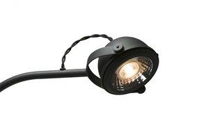 Frezoli Lighting by Tierlantijn Frezoli vloerlamp Lupia Loodkleur L.158.3.400