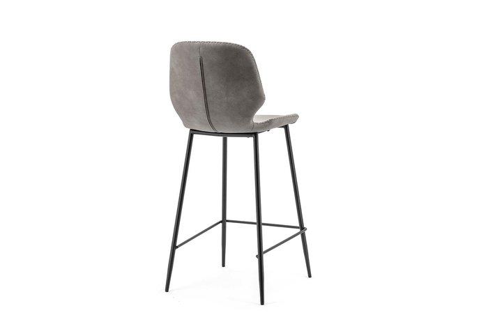 By-boo By Boo Bar chair Seashell high - grey