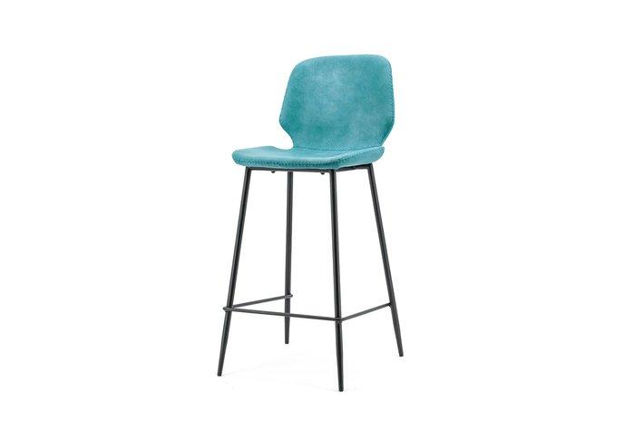 By-boo By Boo Bar chair Seashell high - blue