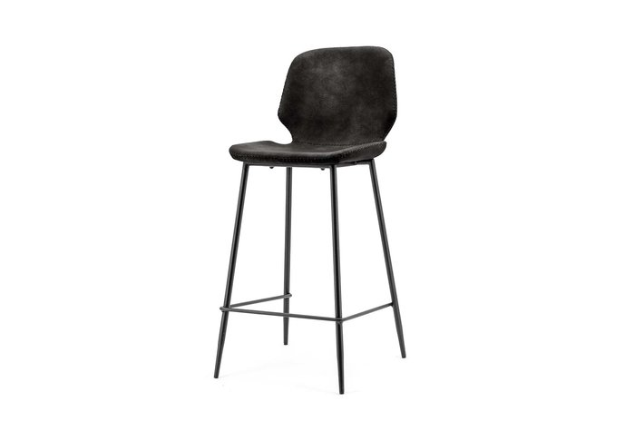By-boo By Boo Bar chair Seashell high - black