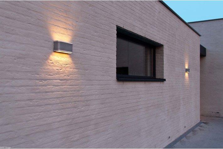 Frezoli Lighting by Tierlantijn Frezoli wandlamp Barr large Mat zwart L.838.1.600