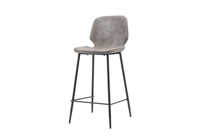 By-boo By Boo Bar chair Seashell low - grey