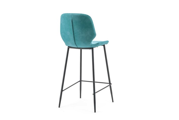 By-boo By Boo Bar chair Seashell low - blue