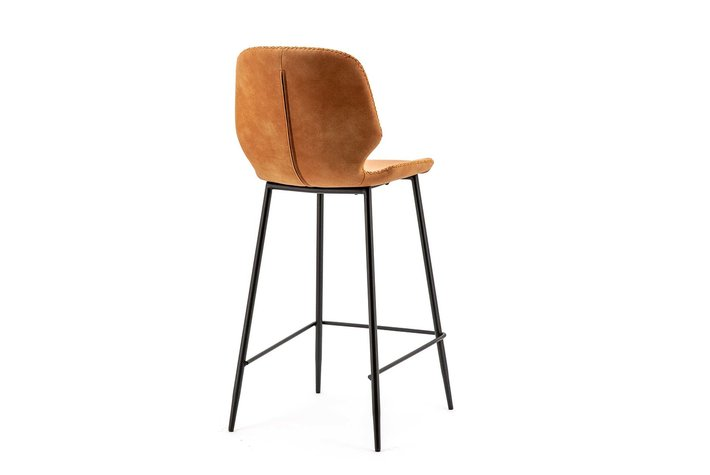 By-boo By Boo Bar chair Seashell low - cognac