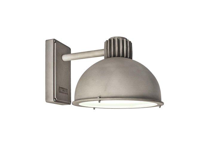 Frezoli Lighting by Tierlantijn Frezoli buiten wandlamp Raz Grijs L.816.1.800