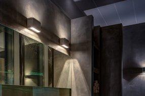 Frezoli Lighting by Tierlantijn Frezoli wandlamp Barr Mat zwart L.822.1.600