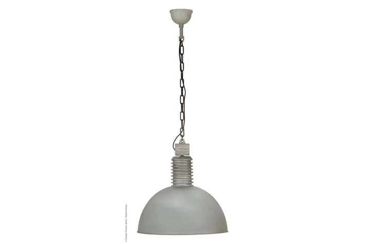 Frezoli Lighting by Tierlantijn Frezoli hanglamp Lozz Grijs L.817.1.800