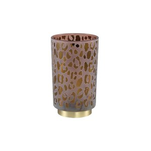 PTMD Lithe Brown glass LED stormlight panther round L