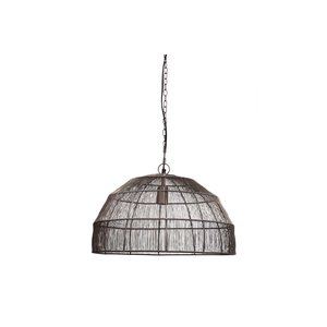 PTMD Zezz Brass wire half open hanging lamp L