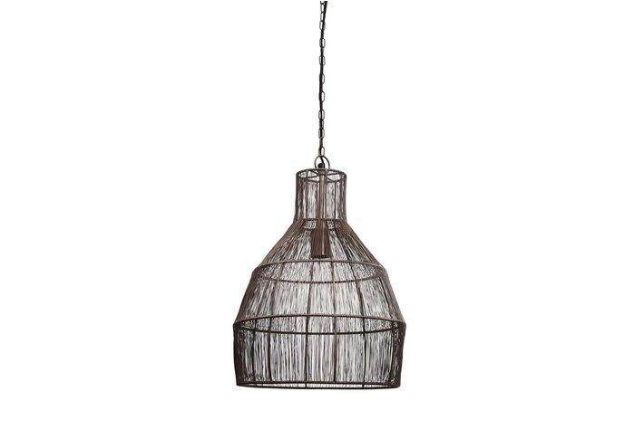 PTMD Zezz Brass wire round high lamp
