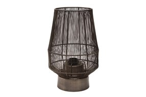 PTMD PTMD Zezz Brass wire round standing lamp belly
