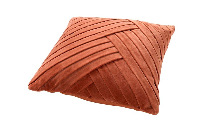 Rogon Dutch decor Dutch Decor Sierkussen KH Gidi 45x45cm Potters Clay