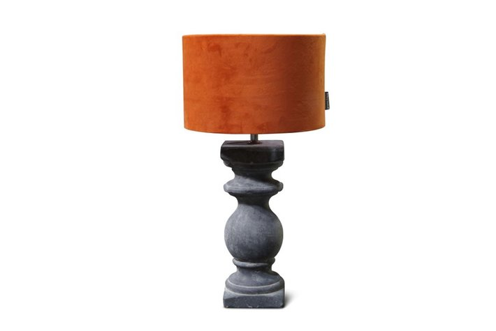 Brynxz Brynxz lamp table majestic vintage M D.11 H.30