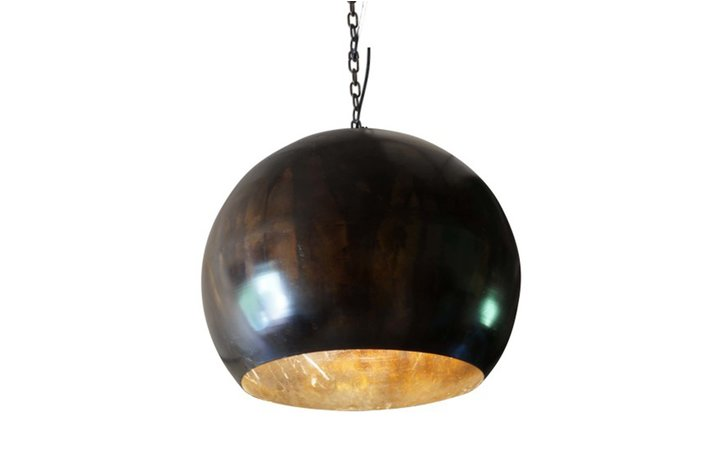 Brynxz iron hanging lamp huge D.45 H.40