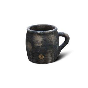 Brynxz jug basic ind. black L D.26 H.20