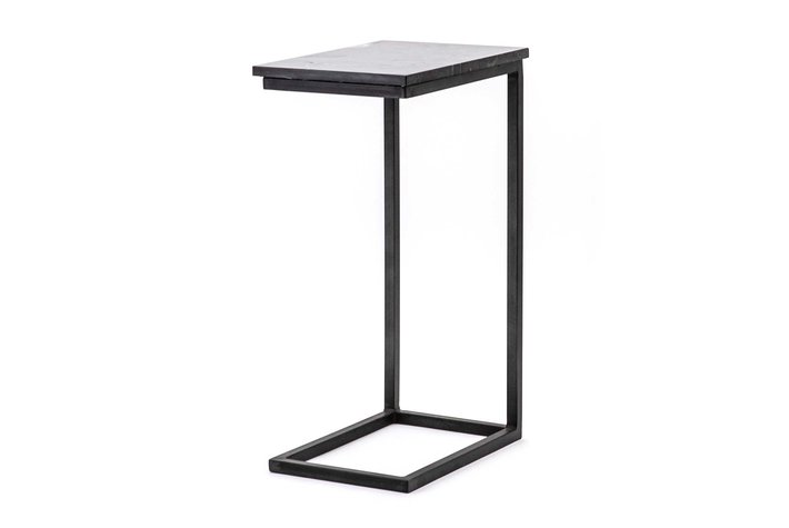 By-boo By-Boo Edge laptop tafel zwart marmer