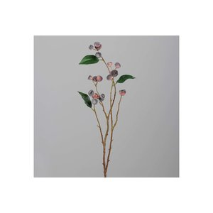 Brynxz multiple fruit spray, 71 cm, rose-pink