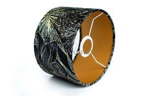 Eigenstijl Wonen Lampenkap cilinder Palmier-20-KK-30-17