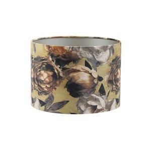 Light & Living Kap cilinder 25-25-18 cm ROSA VICTORIA brons