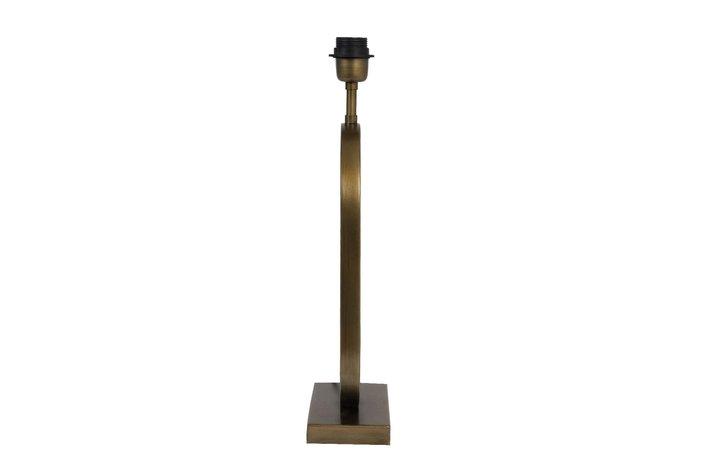 Light en Living Light & Living  Lampvoet 21x10x45 cm JAMIRI antiek brons