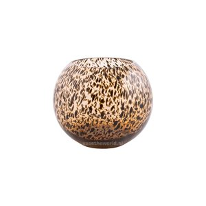 Zambezi cheetah Ø25 x H20,5 cm