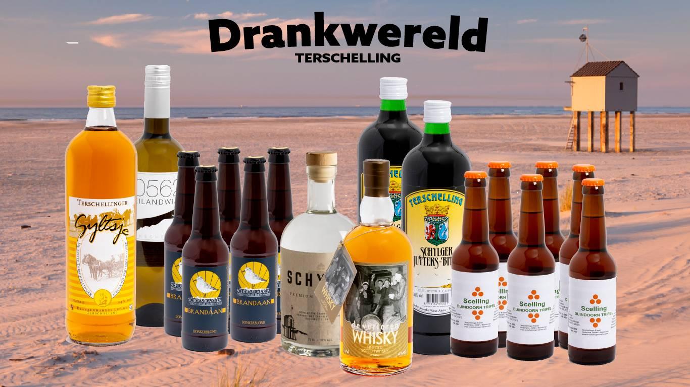 Drankwereld.nl De online slijterij van Terschelling