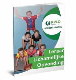 KVLO Beroepsprofiel Leraar Lichamelijke Opvoeding