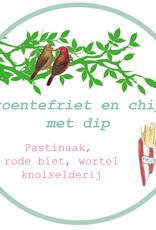 De Kinderkooktuin KinderMoestuin pakket