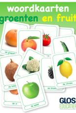 Woordkaarten groenten en fruit