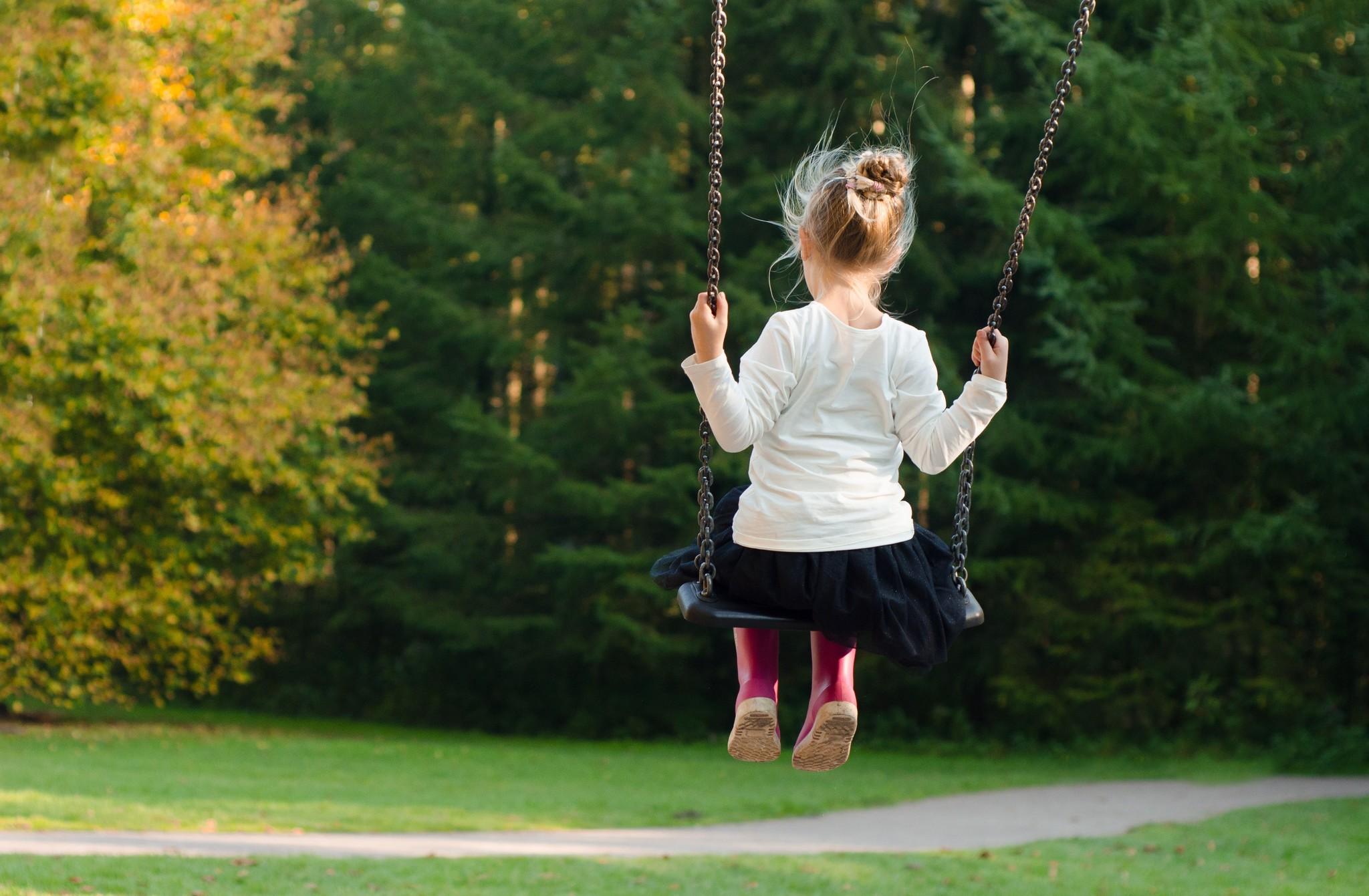 Steeds minder buitenspelende kinderen in Nederland