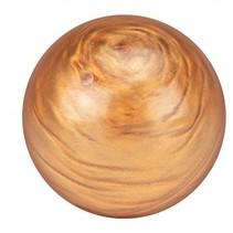 stuiterbal planeet Jupiter goud 6 cm