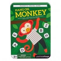reisspel Hang On Monkey Magnetic Travel Game