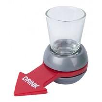 spin the shot drankspel