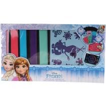 Disney Frozen kraskunst set 13-delig